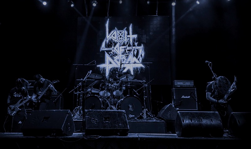 Vomit Of Doom Magnus Cruelty Morbid Skull Records Usa